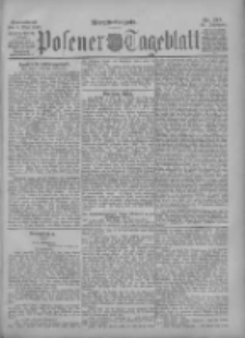Posener Tageblatt 1897.05.08 Jg.36 Nr212