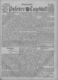 Posener Tageblatt 1897.07.21 Jg.36 Nr334