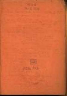 Wypisy z ksiąg metrykalnych parafii rzymskokatolickich archidiecezji gnieźnieńskiej, diecezji poznańskiej i wrocławskiej z lat 1598-1871, z akt hipotecznych Kaliskiego i innych z lat 1545-1945 oraz z nagrobków z cmentarzy w Mchach i Starym Grodzie