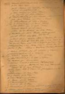 Wypisy z ksiąg metrykalnych parafii rzymskokatolickich archidiecezji gnieźnieńskiej, diecezji poznańskiej i włocławskiej, później kalisko-kujawskiej, z lat 1562-1850, z akt hipotecznych z lat 1714-1896 oraz z wizytacji dóbr biskupich z 1664 r.