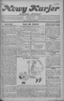 """Nowy Kurjer: dawniej """"Postęp"""" 1930.12.06 R.41 Nr283"""