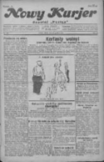 """Nowy Kurjer: dawniej """"Postęp"""" 1930.12.23 R.41 Nr296"""