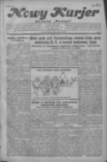 """Nowy Kurjer: dawniej """"Postęp"""" 1931.01.17 R.42 Nr13"""
