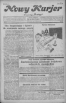 """Nowy Kurjer: dawniej """"Postęp"""" 1931.04.11 R.42 Nr83"""