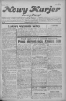 """Nowy Kurjer: dawniej """"Postęp"""" 1931.04.15 R.42 Nr86"""
