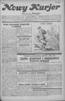 """Nowy Kurjer: dawniej """"Postęp"""" 1931.05.23 R.42 Nr118"""