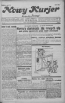 """Nowy Kurjer: dawniej """"Postęp"""" 1931.07.07 R.42 Nr153"""