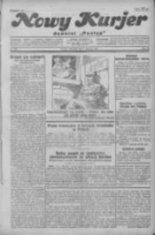 """Nowy Kurjer: dawniej """"Postęp"""" 1930.08.07 R.41 Nr181"""