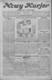 """Nowy Kurjer: dawniej """"Postęp"""" 1930.08.09 R.41 Nr183"""
