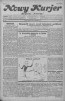 """Nowy Kurjer: dawniej """"Postęp"""" 1930.08.21 R.41 Nr192"""