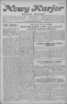 """Nowy Kurjer: dawniej """"Postęp"""" 1930.09.13 R.41 Nr212"""