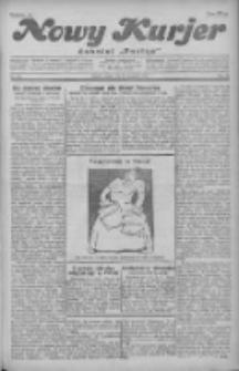 """Nowy Kurjer: dawniej """"Postęp"""" 1930.09.27 R.41 Nr224"""