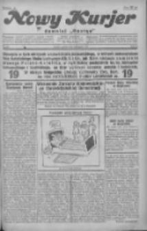 """Nowy Kurjer: dawniej """"Postęp"""" 1930.11.08 R.41 Nr259"""
