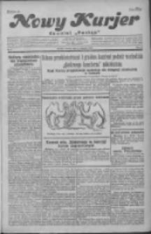 """Nowy Kurjer: dawniej """"Postęp"""" 1931.01.13 R.42 Nr9"""