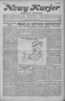 """Nowy Kurjer: dawniej """"Postęp"""" 1931.02.05 R.42 Nr28"""