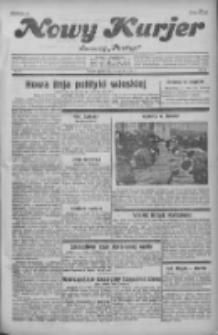 """Nowy Kurjer: dawniej """"Postęp"""" 1931.04.03 R.42 Nr77"""