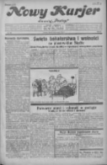 """Nowy Kurjer: dawniej """"Postęp"""" 1931.05.05 R.42 Nr103"""