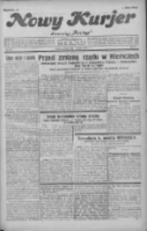 """Nowy Kurjer: dawniej """"Postęp"""" 1931.08.04 R.42 Nr177"""