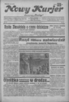 Nowy Kurjer 1933.06.25 R.44 Nr144
