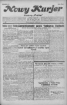 """Nowy Kurjer: dawniej """"Postęp"""" 1931.09.01 R.42 Nr200"""