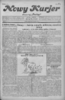 """Nowy Kurjer: dawniej """"Postęp"""" 1931.03.28 R.42 Nr72"""