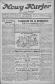 """Nowy Kurjer: dawniej """"Postęp"""" 1931.05.30 R.42 Nr123"""