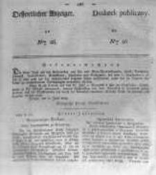 Oeffentlicher Anzeiger zum Amtsblatt No.26. der Königl. Preuss. Regierung zu Bromberg. 1838