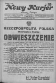 Nowy Kurjer 1933.09.10 R.44 Nr208