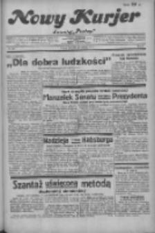 Nowy Kurjer 1933.09.27 R.44 Nr222