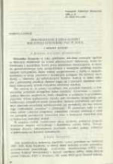 Sprawozdanie z działalności Biblioteki Kórnickiej PAN w 1978 r. Pamiętnik Biblioteki Kórnickiej Z. 16.