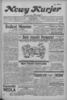 Nowy Kurjer 1933.10.15 R.44 Nr238