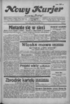 Nowy Kurjer 1933.10.20 R.44 Nr242
