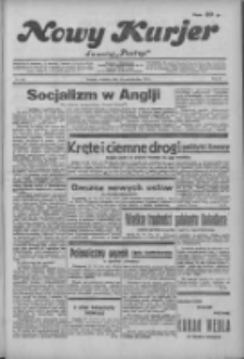 Nowy Kurjer 1933.10.22 R.44 Nr244