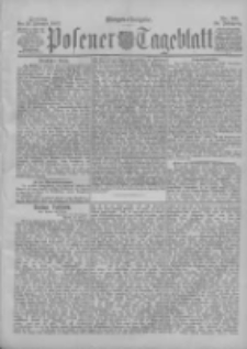 Posener Tageblatt 1897.02.19 Jg.36 Nr83