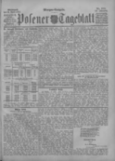 Posener Tageblatt 1897.04.20 Jg.36 Nr182