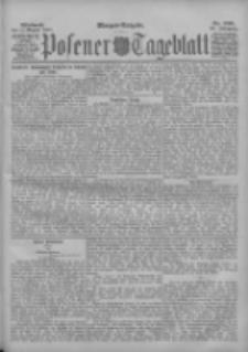 Posener Tageblatt 1897.08.11 Jg.36 Nr370