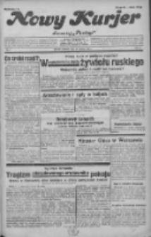 """Nowy Kurjer: dawniej """"Postęp"""" 1932.01.10 R.43 Nr7"""