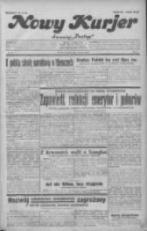 """Nowy Kurjer: dawniej """"Postęp"""" 1932.02.14 R.43 Nr36"""