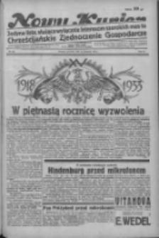 Nowy Kurjer 1933.11.12 R.44 Nr261