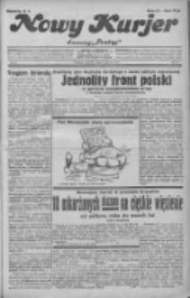 """Nowy Kurjer: dawniej """"Postęp"""" 1932.01.14 R.43 Nr10"""