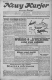 """Nowy Kurjer: dawniej """"Postęp"""" 1932.02.10 R.43 Nr32"""