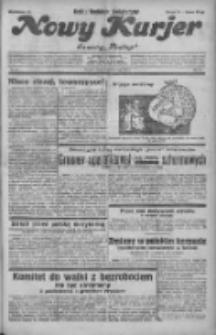 """Nowy Kurjer: dawniej """"Postęp"""" 1932.03.26 R.43 Nr71"""