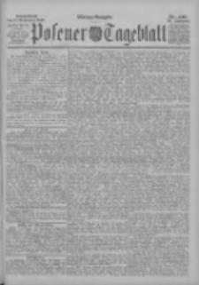 Posener Tageblatt 1897.09.25 Jg.36 Nr449