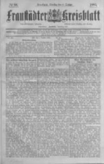 Fraustädter Kreisblatt. 1885.10.06 Nr80