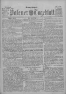 Posener Tageblatt 1896.10.21 Jg.35 Nr496