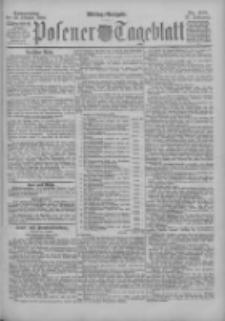 Posener Tageblatt 1896.10.22 Jg.35 Nr498