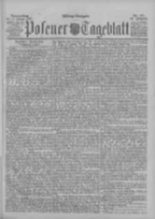 Posener Tageblatt 1897.01.14 Jg.36 Nr22