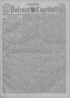 Posener Tageblatt 1897.01.26 Jg.36 Nr42