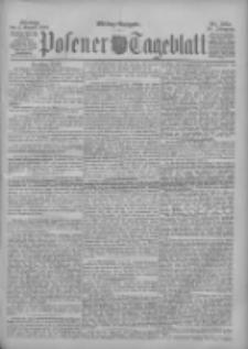 Posener Tageblatt 1897.08.02 Jg.36 Nr355