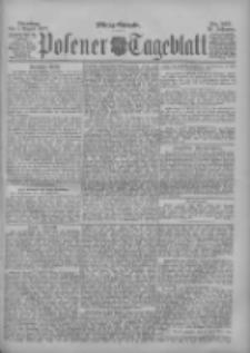 Posener Tageblatt 1897.08.03 Jg.36 Nr357